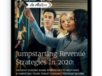 Jumpstarting Revenue Strategies In 2020: